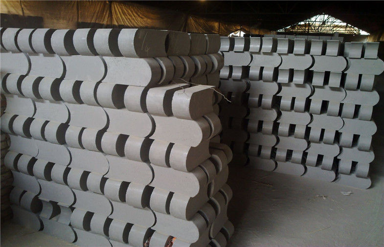 magnesia carbon bricks for EAF & UHPF Furnace